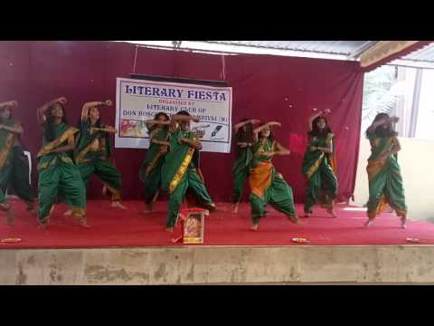 Don bosco school / lallati bhandar / folk dance