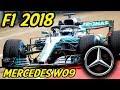 F1 Mercedes W09 Analysis - Lets Talk F1 2018