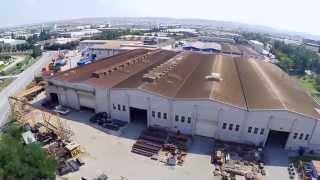 Фабрика МЕКА № 3 Эскишехир, Турция