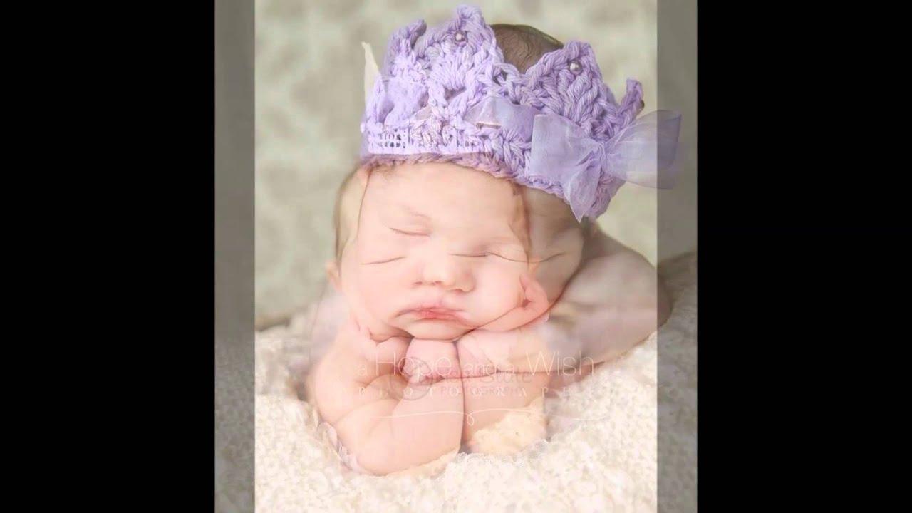 Modelos de coronas tejidas a crochet para bebes y ni as - Modelos de coronas ...