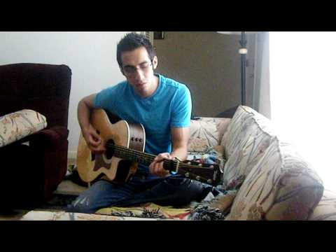 in the middle mat kearney (cover)
