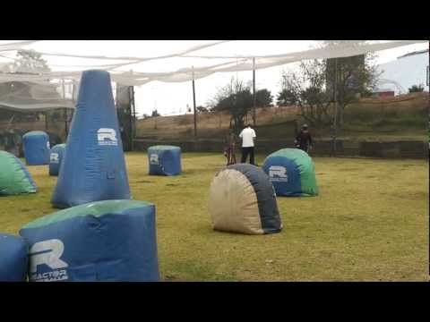 Killer Kreatures South African paintball team