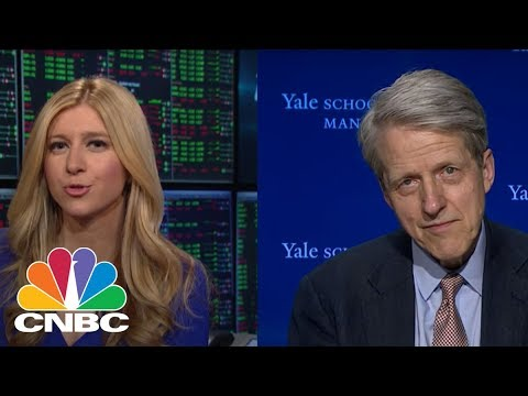 Yale's Robert Shiller: Solid Earnings Season May Not Prevent Correction | Trading Nation | CNBC