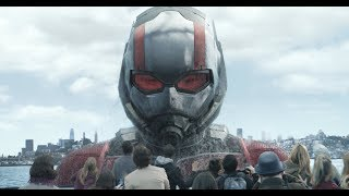 'Ant-Man and The Wasp' Official Trailer (2018) | Paul Rudd, Evangeline Lilly