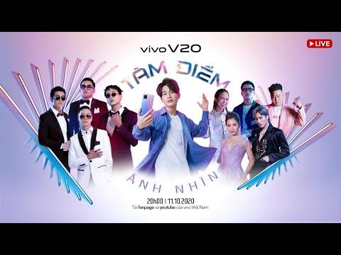 [TRỰC TIẾP] JACK lần đầu tiên live Hoa Hải Đường trong Sự kiện ra mắt điện thoại vivo V20