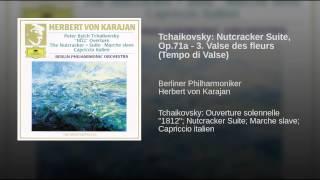Tchaikovsky: Nutcracker Suite, Op.71a - 3. Valse des fleurs (Tempo di Valse)