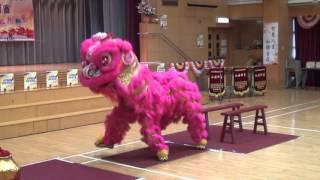 學界獅藝觀摩邀請賽2016 - 佛教何南金中學B隊