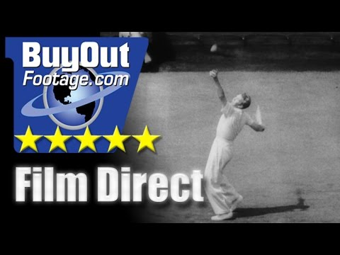 Tennis Champions In Title Match 1942 - FILM DIRECT