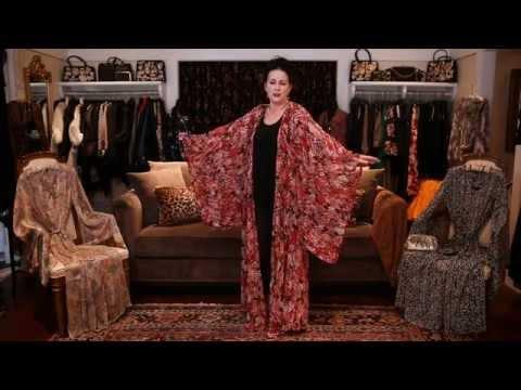 8 Ways to Wear a Kimono