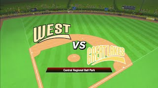 2015 TA2 LLWS Round 1 (Great Lakes vs West)