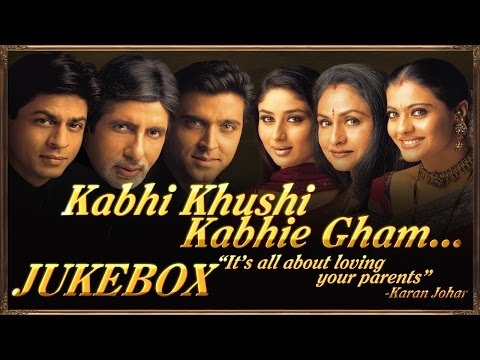 Kabhi Khushi Kabhie Gham Full Audio Songs  Jukebox