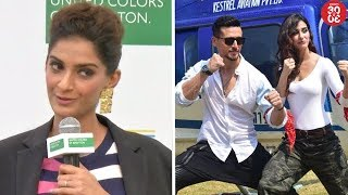 Sonam's Reaction On Her Wedding Rumours | Tiger Disha's Grand Entry At 'Baaghi 2' Trailer Launch