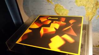 "Genesis ""ILLEGAL ALIEN""  (2013 Vinyl Virgin anniversary Limited edition)"