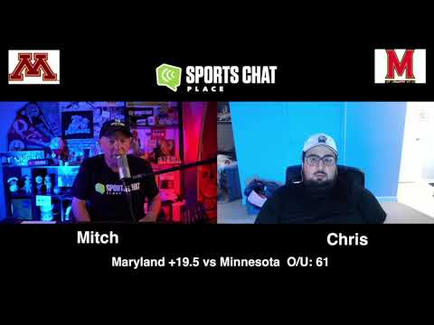 Minnesota at Maryland College Football Picks & Prediction Friday 10/30/20 Sports Chat Place