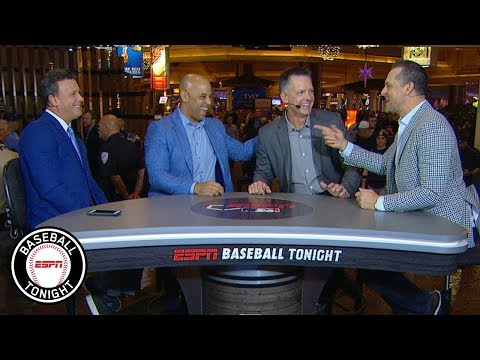 Aaron Boone, Alex Cora, and A.J. Hinch open up on close relationship   Baseball Tonight