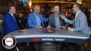 Aaron Boone, Alex Cora, and A.J. Hinch open up on close relationship | Baseball Tonight