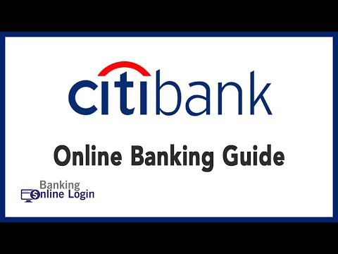 Citi Bank Online Banking Guide | Login - Sign Up