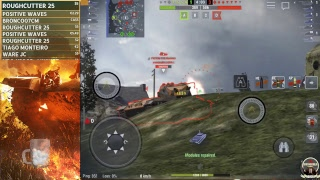 EU LIVE STREAM 3vs3 Quick Tourney on Normandy World of Tanks Blitz