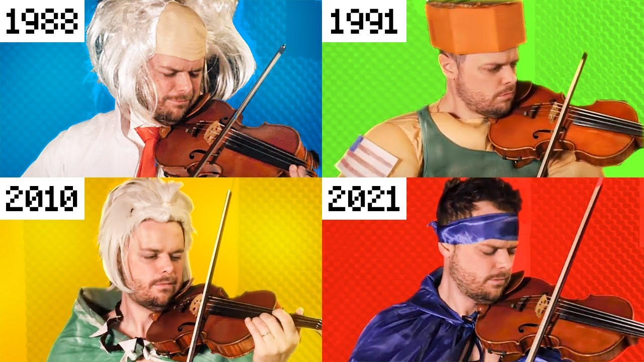 Evolution of Game Music (CAPCOM Edition)