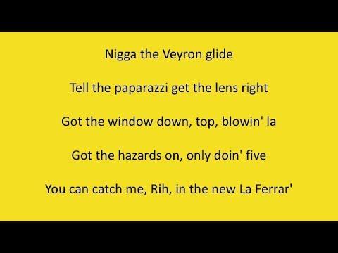 N.E.R.D feat. Rihanna Lemon