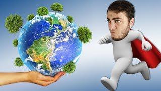 Küçük Dünyanın Büyük Kahramanı - SUPRALAND #3