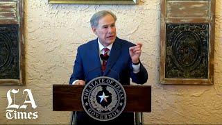Texas ending its mask mandate