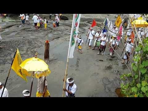 Tumpek Landep   Tanah Lot Bali