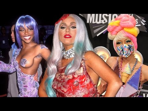 17 OMG VMA Red Carpet Outfits