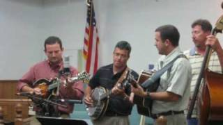 "Cross Ties Band - ""Clinch Mountain Backstep"""
