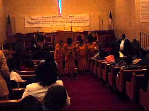 THE EXCITING STEPHENS SINGERS IN NEWARK, NJ