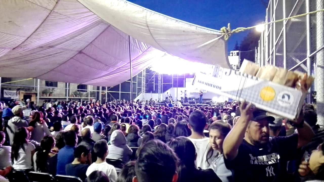 Guerra de Chistes en San Fernando Huixquilucan