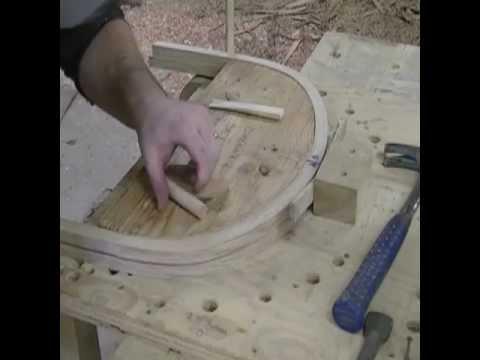Steam Bending Windsor Chair Parts
