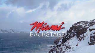 Сёрфинг в минус тридцать | Backstage клипа Сансара «Майами»
