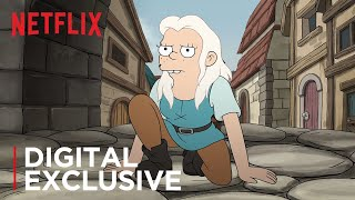 Disenchantment | Introducing Bean | Netflix