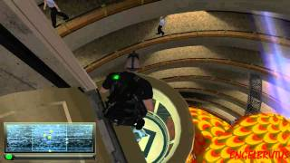Splinter Cell Double Agent PC Gameplay Mission 5 - Shanghai Hotel Part 2/2