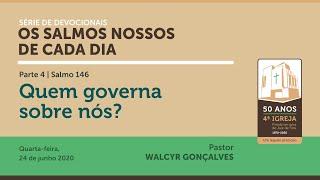OS SALMOS NOSSOS DE CADA DIA   parte 4