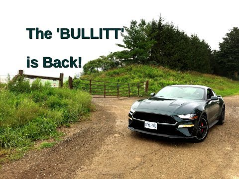 Ford Mustang Bullitt - What A Noise!!!