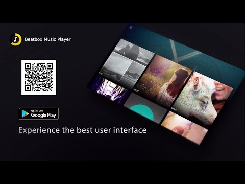 Best Music Player for Android  Beatbox Music Player