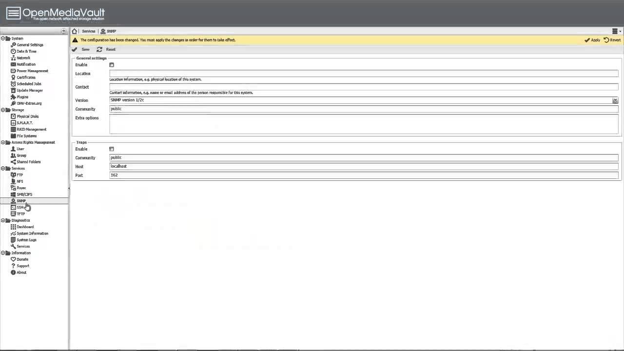 banaNAS OpenMediaVault for the Banana Pi Raspberry Pi to setup NAS or  owncloud etc