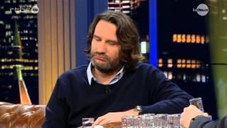 Beigbeder joue à la roulette russe de la tequila avec Dan Gagnon