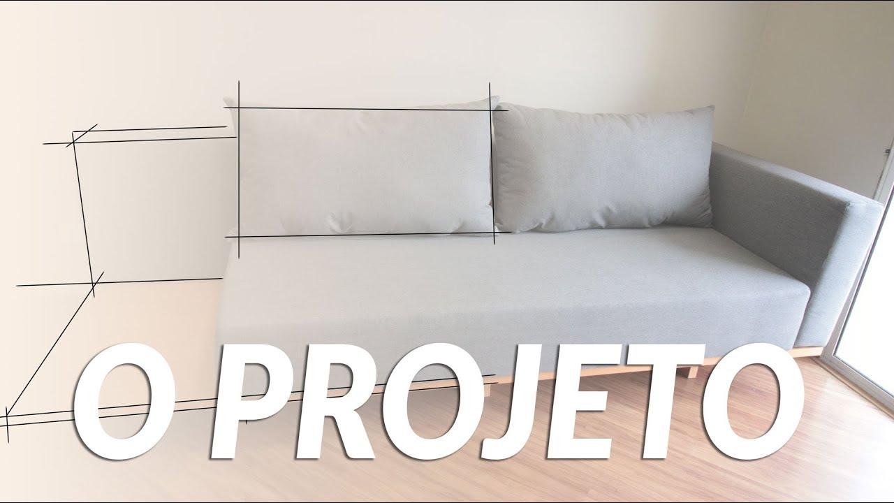 sofa box sleeper value city como fazer um sofÁ lindo e barato - o projeto youtube