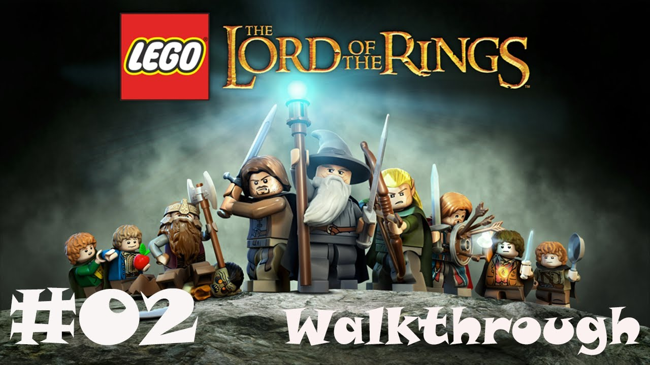 Lord Of The Rings Ds  Walkthrough