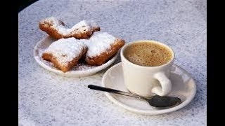 Beignets And Cafe Au Lait | EASY TO LEARN | QUICK RECIPES