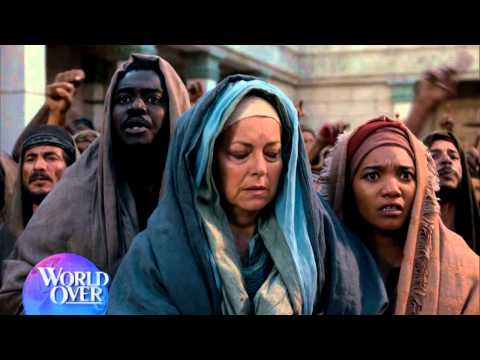 World Over - 2015-04-02 – EXCLUSIVE preview 'A.D.: The Bible Continues' with Raymond Arroyo