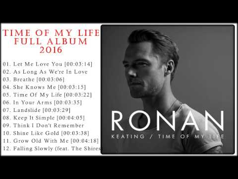 Ronan Keating-Time Of My Life Album 2016