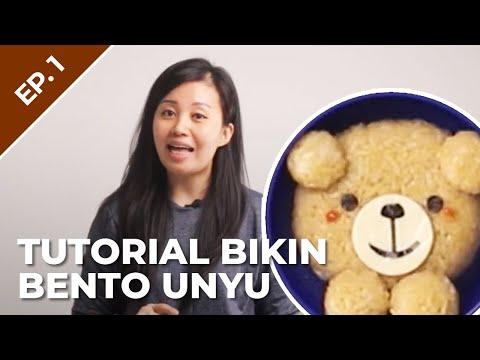 Resep Bento Lunch Box Yang Bikin Nggak Tega Dimakan!
