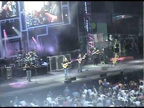 Dave Matthews Band- Fenway Park