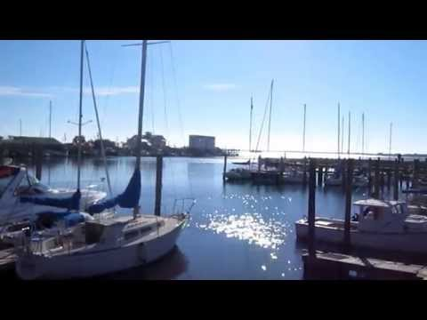 094.  Old Yacht Basin - Marina - Southport NC