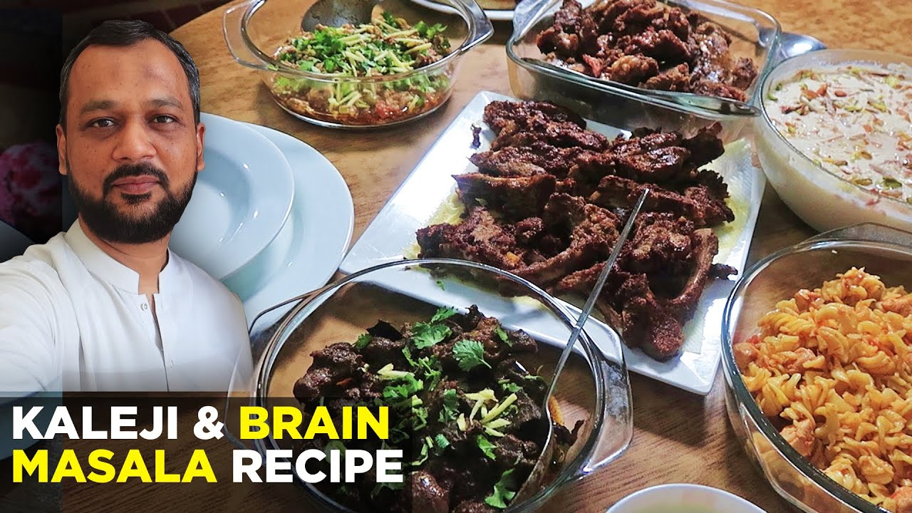 Bari Eid Special | Mutton Chops, Kaleji, Brain Masala Recipes | Winner Annoucement | Pakistani Food