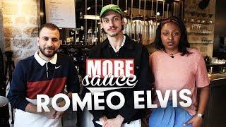 "#MoreSauce - Spéciale ""CHOCOLAT"" avec ROMEO ELVIS"